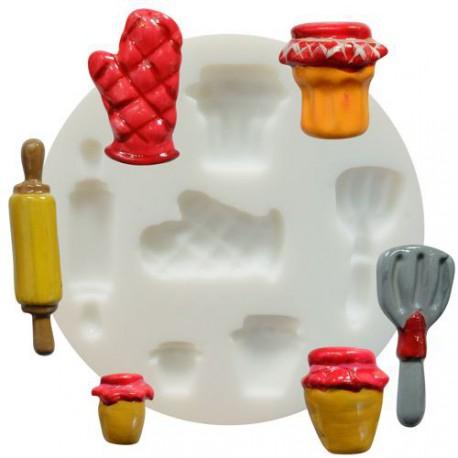 Mini moule silicone Cuisine