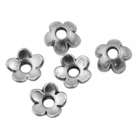 Calotte de métal 6,5 mm - par 20