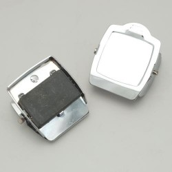 Pince magnet métallique à décorer