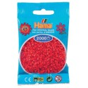 Sachet 2000 Perles Hama Mini - Rouge