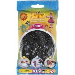 Sachet 1000 Perles Hama Midi - Noir