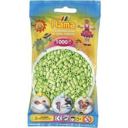 Sachet 1000 Perles Hama Midi - Vert pastel