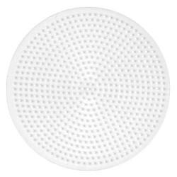 Plaque perles à repasser Hama Midi - Rond Grand modèle