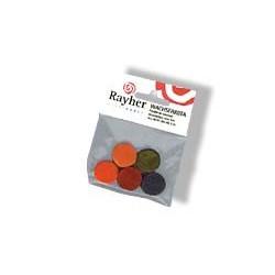 Cire colorée pour cire et gel, couleurs assorties