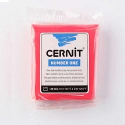 Cernit Number One Rouge 400 - 56 gr