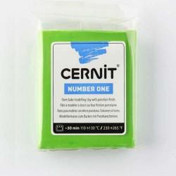 Cernit Number One Vert Clair 611 - 56 gr