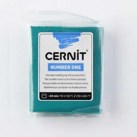 Cernit Number One Vert Pin 662 - 56 gr