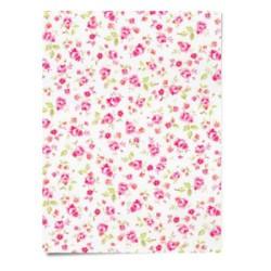 Tissu textile thermocollant Liberty rose