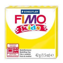 Fimo Kids Jaune 1 - 42 gr