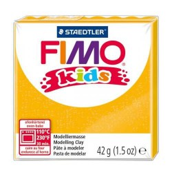 Fimo Kids Or pailleté 112 - 42 gr