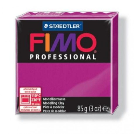 Fimo Professional Magenta pur 210 - 85 gr