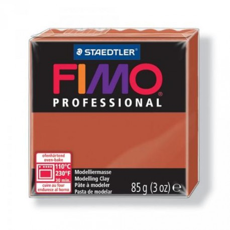 Fimo Professional Terracotta 74 - 85 gr