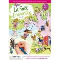 Décalcomanies La Forêt enchantée