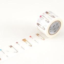 Masking Tape Epingles - 35 mm x 10 m