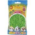 Sachet 1000 Perles Hama Midi - Vert fluo