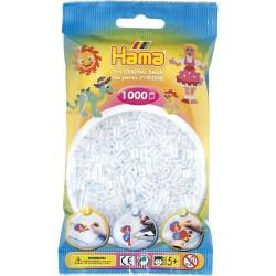 Sachet 1000 Perles Hama Midi - Transparente