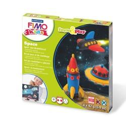 Kit Fimo Kids Espace