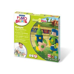 Kit Fimo Kids Chevaliers