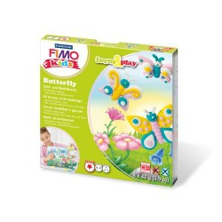 Kit Fimo Kids Papillons