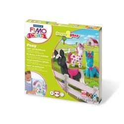 Kit Fimo Kids Poneys