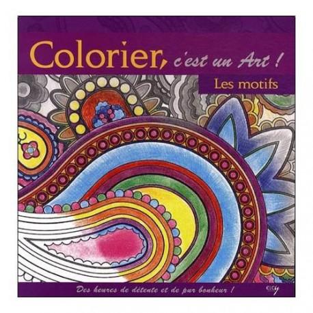 Colorier c'est un Art ! - Les Motifs