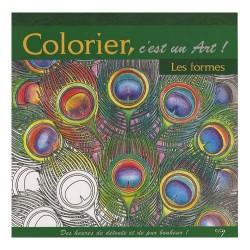 Colorier c'est un Art ! - Les Formes