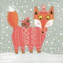 Serviettes en papier Fairy tale fox