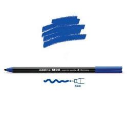 Feutre coloriage Bleu pointe 2 mm