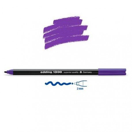 Feutre coloriage Violet pointe 2 mm