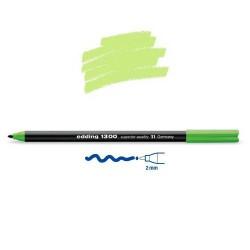 Feutre coloriage Vert clair pointe 2 mm