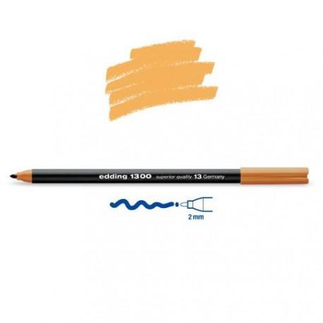 Feutre coloriage Ocre pointe 2 mm