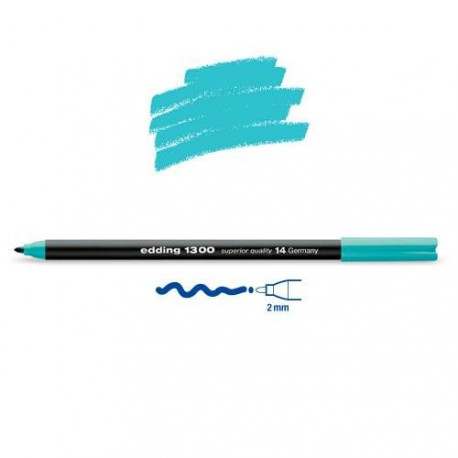 Feutre coloriage Turquoise pointe 2 mm