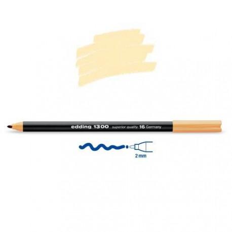 Feutre coloriage Orange clair pointe 2 mm