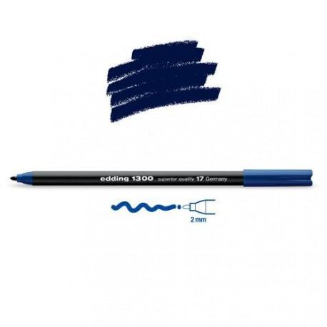 Feutre coloriage Bleu acier pointe 2 mm