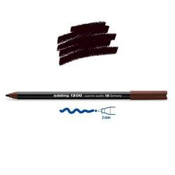 Feutre coloriage Marron foncé pointe 2 mm