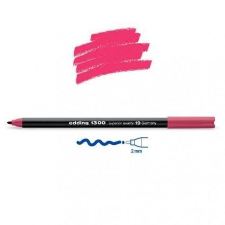 Feutre coloriage Carmin pointe 2 mm