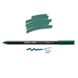 Feutre coloriage Vert bouteille pointe 2 mm