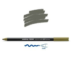 Feutre coloriage Marron olive pointe 2 mm
