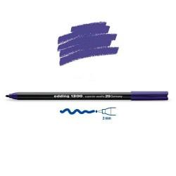 Feutre coloriage Bleu de Prusse pointe 2 mm