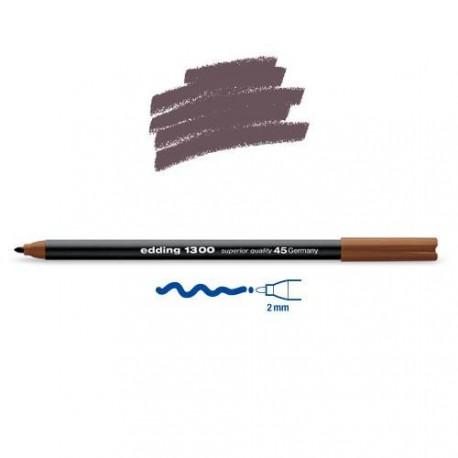 Feutre coloriage Sépia pointe 2 mm