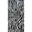 Feuille de cire Zebra