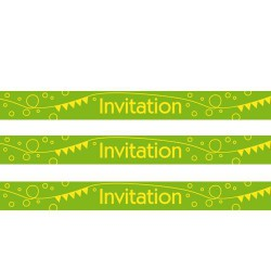 Masking Tape Invitation - 15 mm x 10 m