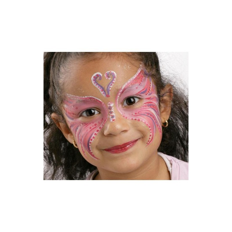 Maquillage f e carnaval - Maquillage carnaval facile ...