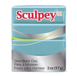 Sculpey III Bleu Tranquilité - 57 gr