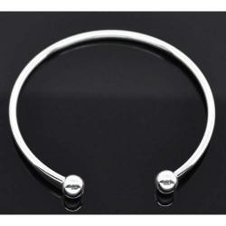 Bracelet jonc 18 cm
