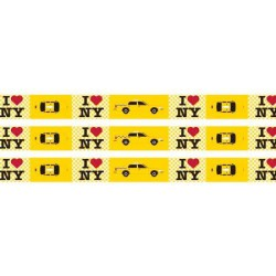 Masking Tape New York Cab - 15 mm x 10 m