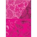 Plaque de texture Cashmere 20 x 13 cm