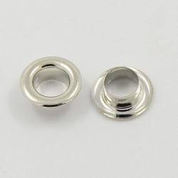 Caps embout de métal, 8 x 5,4 mm