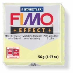 Fimo Effect 105 Jaune Pastel - 57 gr
