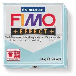 Fimo Effect 306 Bleu glacier Quartz - 57 gr